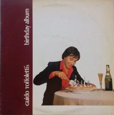 Guido Toffoletti - Birthday Album