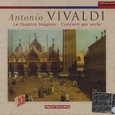 Antonio Vivaldi - Le Quattro Stagioni - Concerti per archi