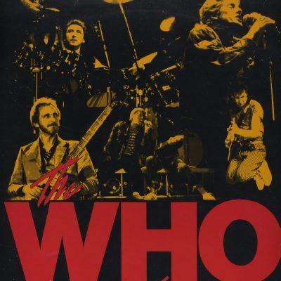 Who Rocks America - 1982 American Tour