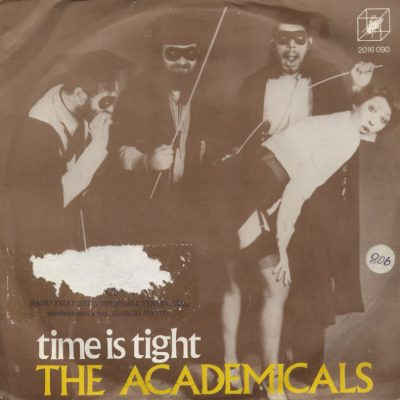 Academicals - Time is tight