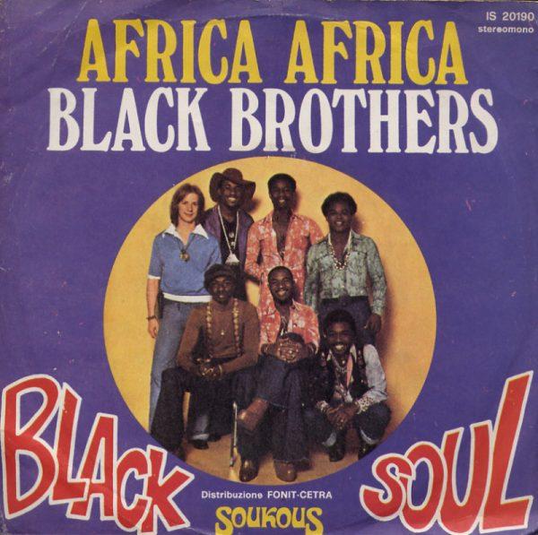 Black Soul - Africa Africa