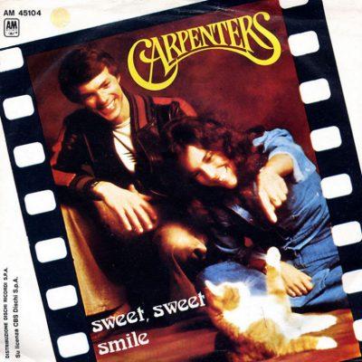 Carpenters - Sweet, sweet smile