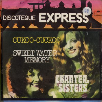 Chanter Sisters - Cuckoo-Cuckoo
