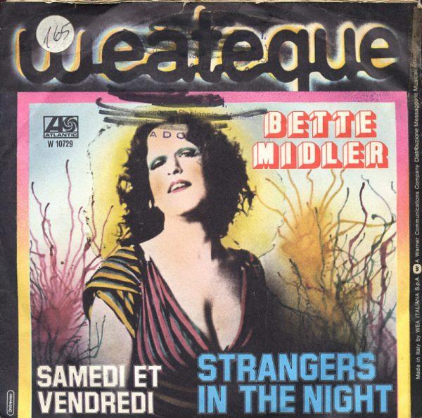 Bette Midler - Samedi et vendredi