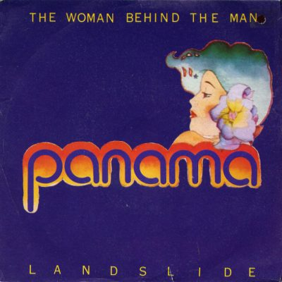 Panama - The woman behind the man