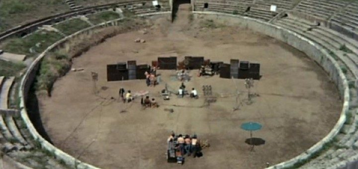 Pink Floyd - Live at Pompeii - The Director's Cut (Documentario)