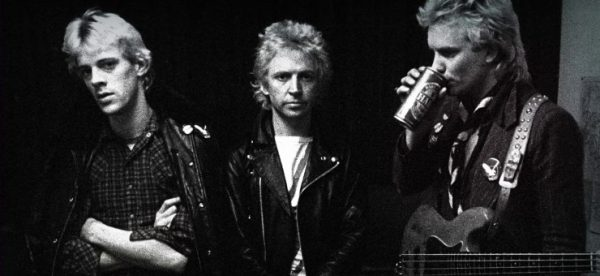 The Police - Can't Stand Losing You (Film)