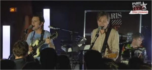 Franz Ferdinand - Do You Want To (Live)