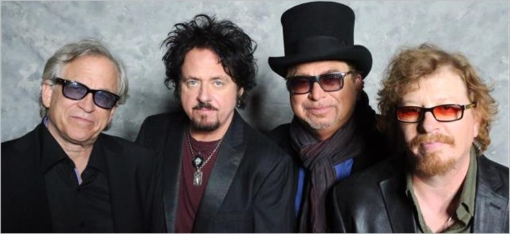 Toto - 40 Trips Around The Sun Tour