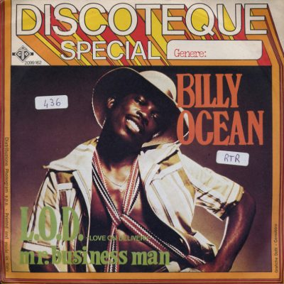 Billy Ocean - L.O.D. (Love On Delivery)