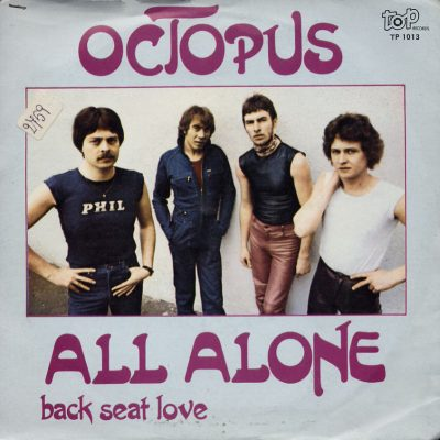 Octopus - All alone