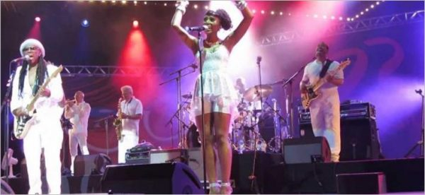 Chic at iTunes Festival, 2013 (Full Concert)
