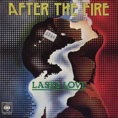 After The Fire - Laser love