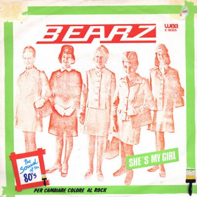 Bearz - She's my girl