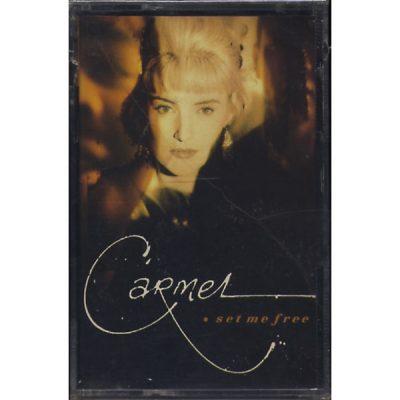 Carmel - Set Me Free