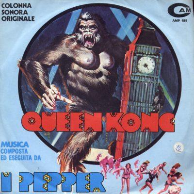 Pepper - Queen Kong