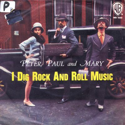 Paul and Mary Peter - I dig rock and roll music
