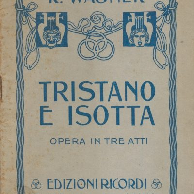 Tristano e Isotta - Richard Wagner (Libretto)
