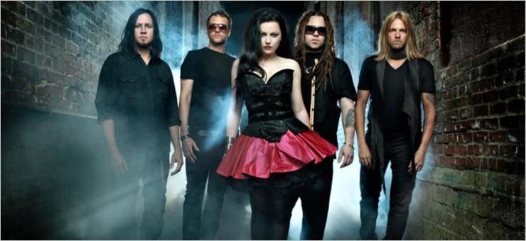 Evanescence - Live (Biglietti)