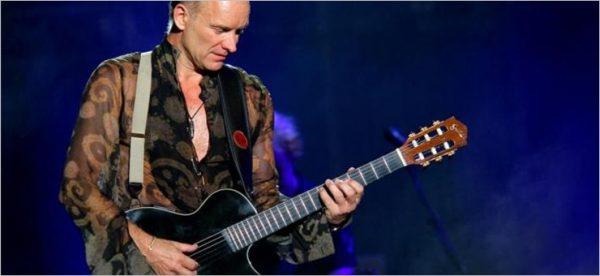Sting protagonista di Rock Legends su Rai5 (TV)