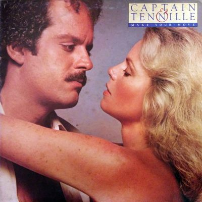 Captain & Tennille - Make Your Move