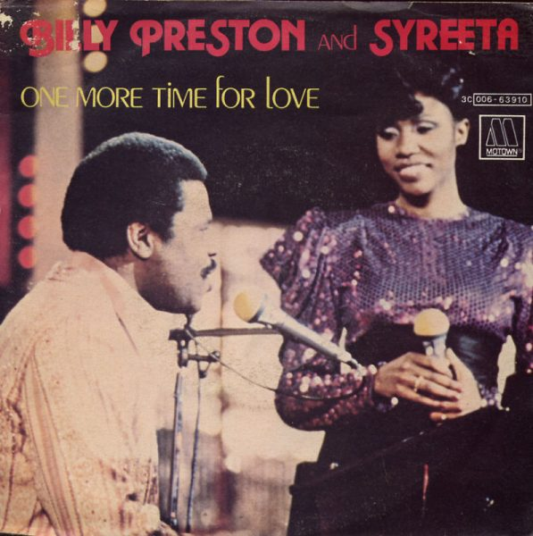 Billy Preston & Syreeta - One more time for love