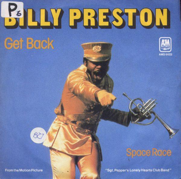 Billy Preston - Get back