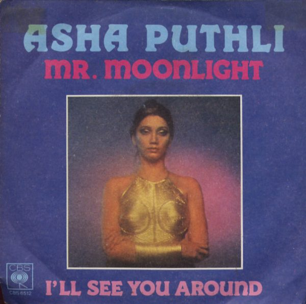 Asha Puthli - Mr. Moonlight