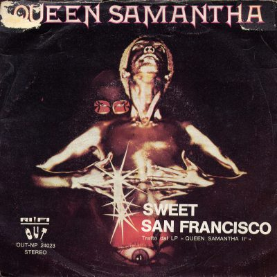 Queen Samantha - Sweet San Francisco