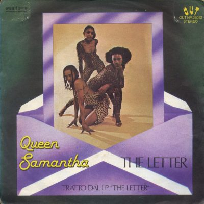 Queen Samantha - The Letter