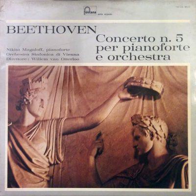 Ludwig Van Beethoven - Concerto n. 5 per pianoforte e orchestra
