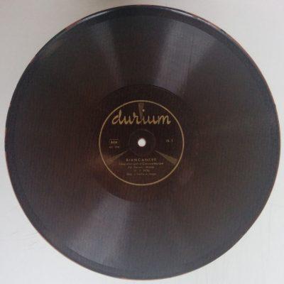 Biancaneve (3 x 78 RPM in cartone)