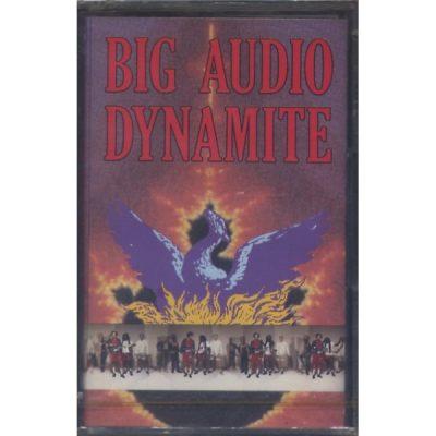 Big Audio Dynamite - Megatop Phoenix