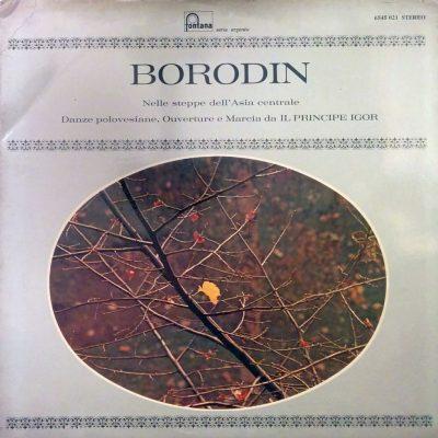 Alexander Porfirievic Borodin - Nelle steppe dell'Asia centrale