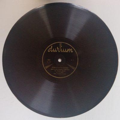 Cappuccetto Rosso (3 x 78 RPM in cartone)