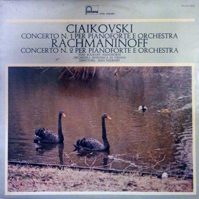 Peter Ilich Ciaikovski - Sergei Rachmaninoff