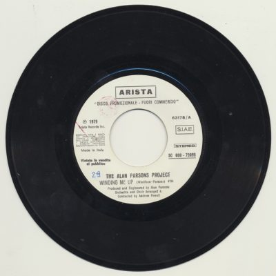 Alan Parsons Project - Winding Me Up (Promo)