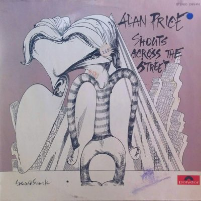 Alan Price - Shouts across the street