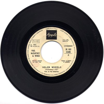 Paul McCartney & Wings - Helen Wheels (Juke Box)