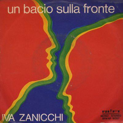 Iva Zanicchi - Un bacio sulla fronte (Colored Vinyl)