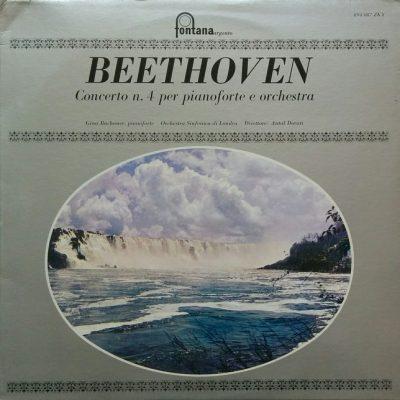 Ludwig Van Beethoven - Concerto n. 4 per pianoforte e orchestra