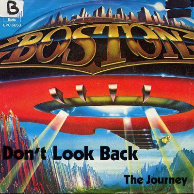 Boston - Don't Look Back (Radio Version)