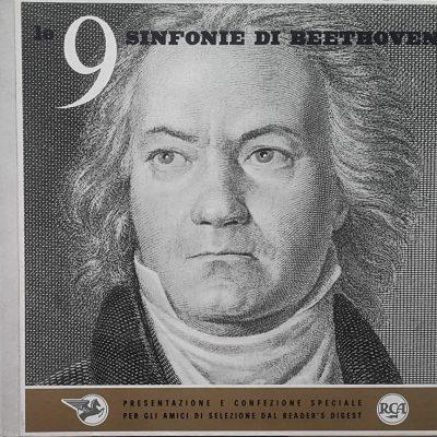 Ludwig Van Beethoven - Le nove sinfonie di Beethoven (Cofanetto)