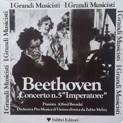 """Ludwig Van Beethoven - Concerto n. 5 """"Imperatore"""""""