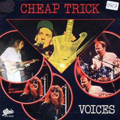 Cheap Trick - Voices