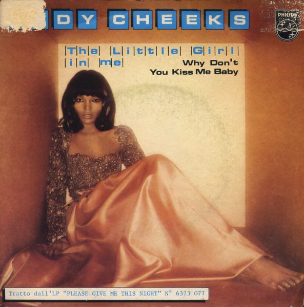 Judy Cheeks - The little girl in me