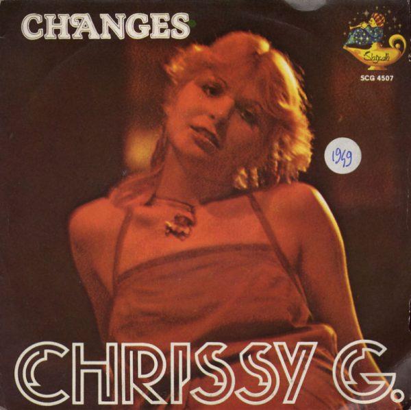 Chrissy G. - Changes