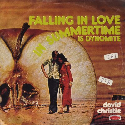David Christie - Falling in love in summertime (is dynomite)