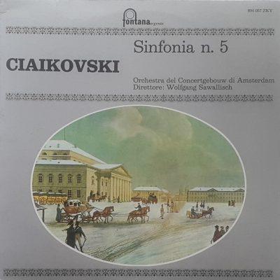 Peter Ilich Ciaikovski - Sinfonia n. 5
