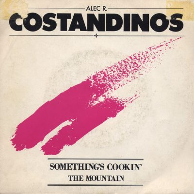 Alec R. Costandinos - Something's cookin'
